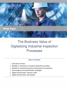 Business Value of Digitalizing Industrial Inspection Processes