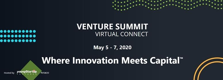 Venture Summit West banner