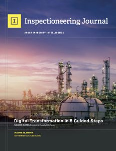Inspectioneering Journal -- Digital Transformation in 5 Guided Steps